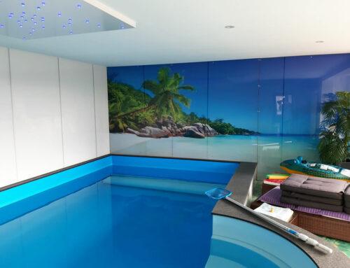 Pool & Schwimmbad im Innenbereich