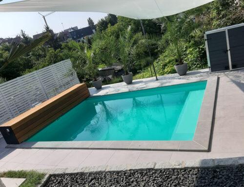 Wieder ein Pool von BM Poolbau & Wellness