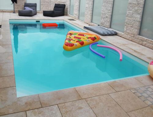 Genießen Sie den Sommer im eigenen Pool